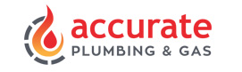 Accurate Plumbing Logo